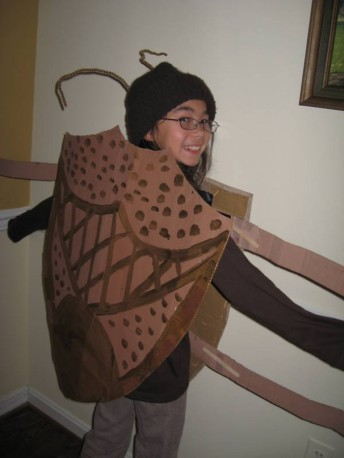costume stink bug
