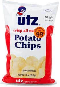 aa potato chips