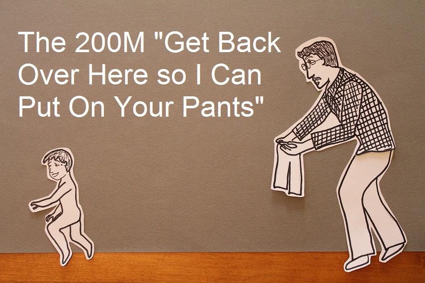 olympics pants