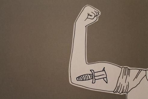 theuglyvolvo tattoo pain
