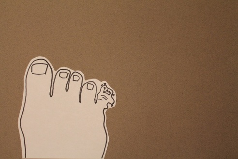theuglyvolvo foot 3